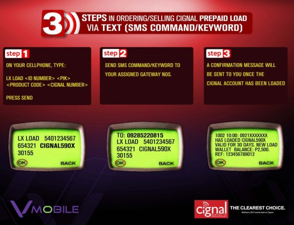 Vmobile Cignal TV